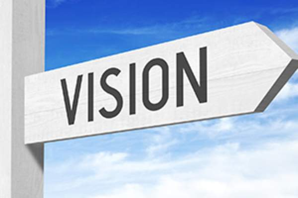 Vision sign.