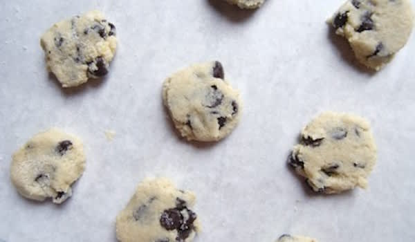 GF Chocolate Chip Cookies-5