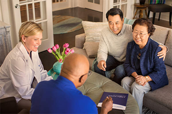 Interview home health care, in-home care.