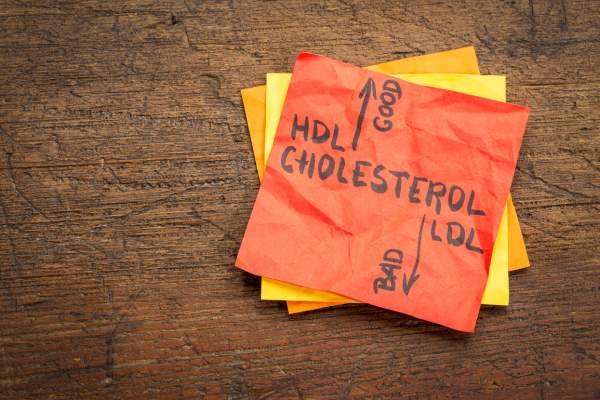 good and bad cholesterol