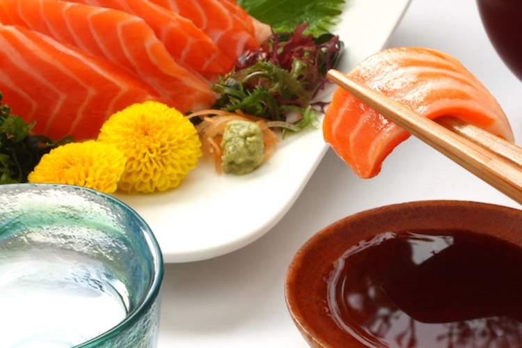 Salmon is one food rich in vitamin D.