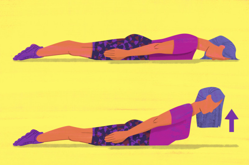 Basic Back Extension illo