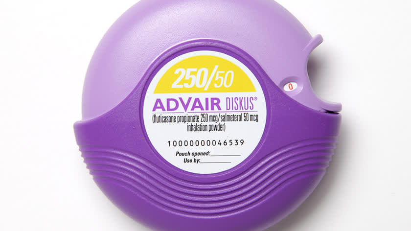 Is Advair Inhaler A Steroid Healthcentral