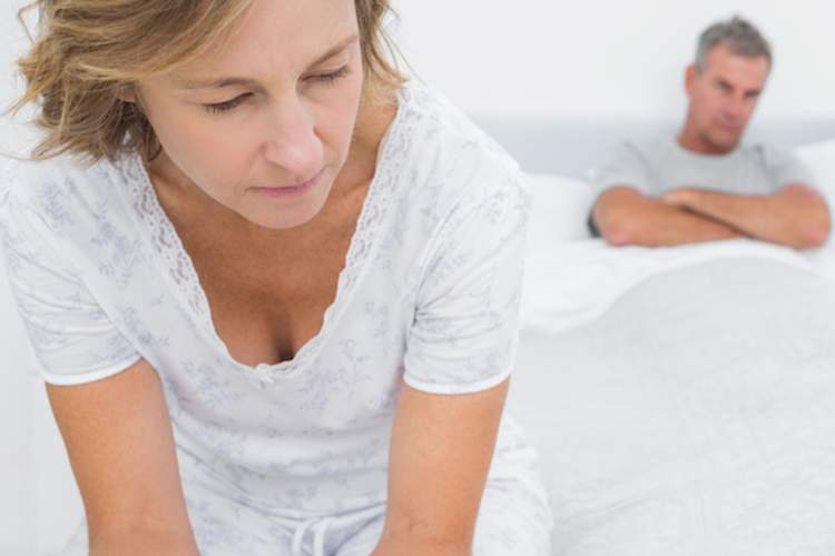 Antidepressants and Your After-50 Sex Life