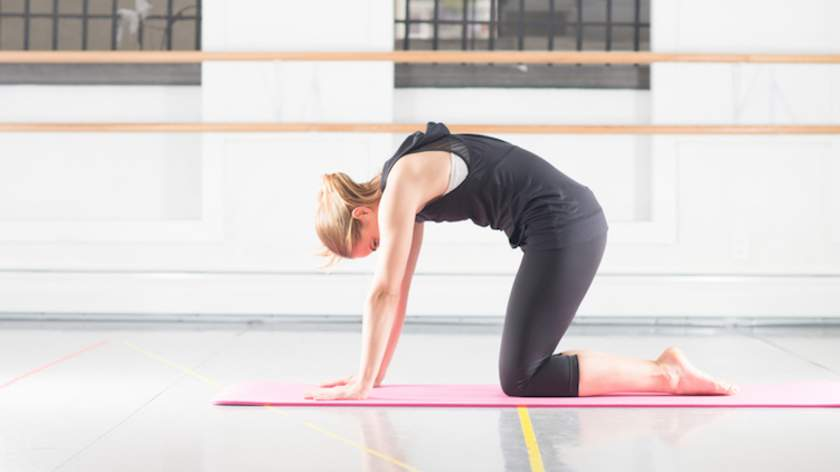 6 Yoga Poses To Help With Ms