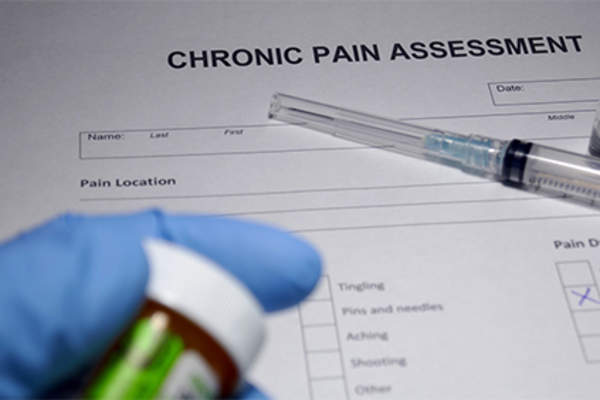 Chronic pain assessment.