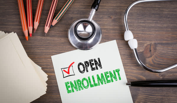Open enrollment for health insurance