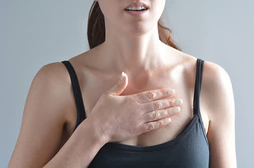 Does a Bruise on the Breast Mean Cancer? | HealthCentral