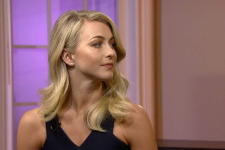Julianne Hough discusses living with endometriosis.