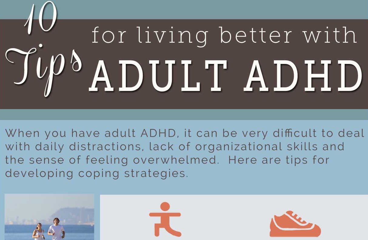 Life Management Skills for Adult ADHD