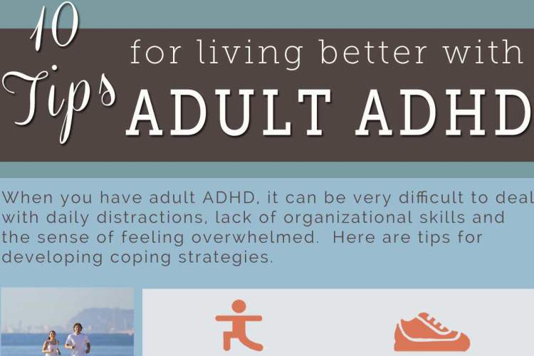 10 ADHD LIfestyle Tips