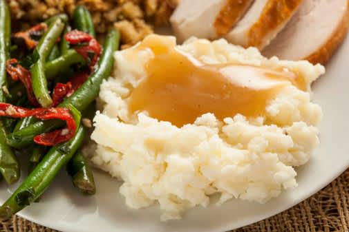 Lighten up Thanksgiving: Healthy Mashed Potatoes - Diet