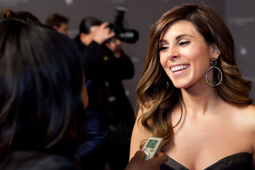 Actress Jamie-Lynn Sigler