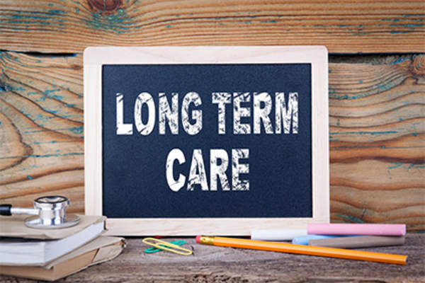 Long term medical care.