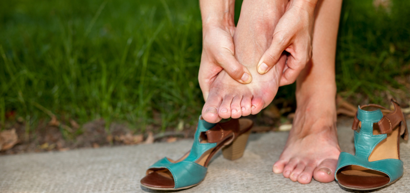 Morton's Neuroma: Help for Toe Pain