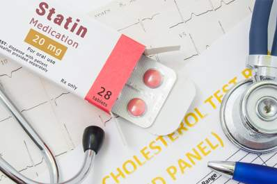 Statins and heart health.