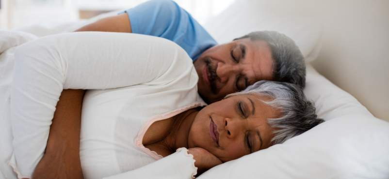 Retirement May Help You Sleep Better