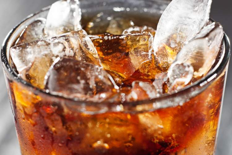 A soda a day increases belly fat.