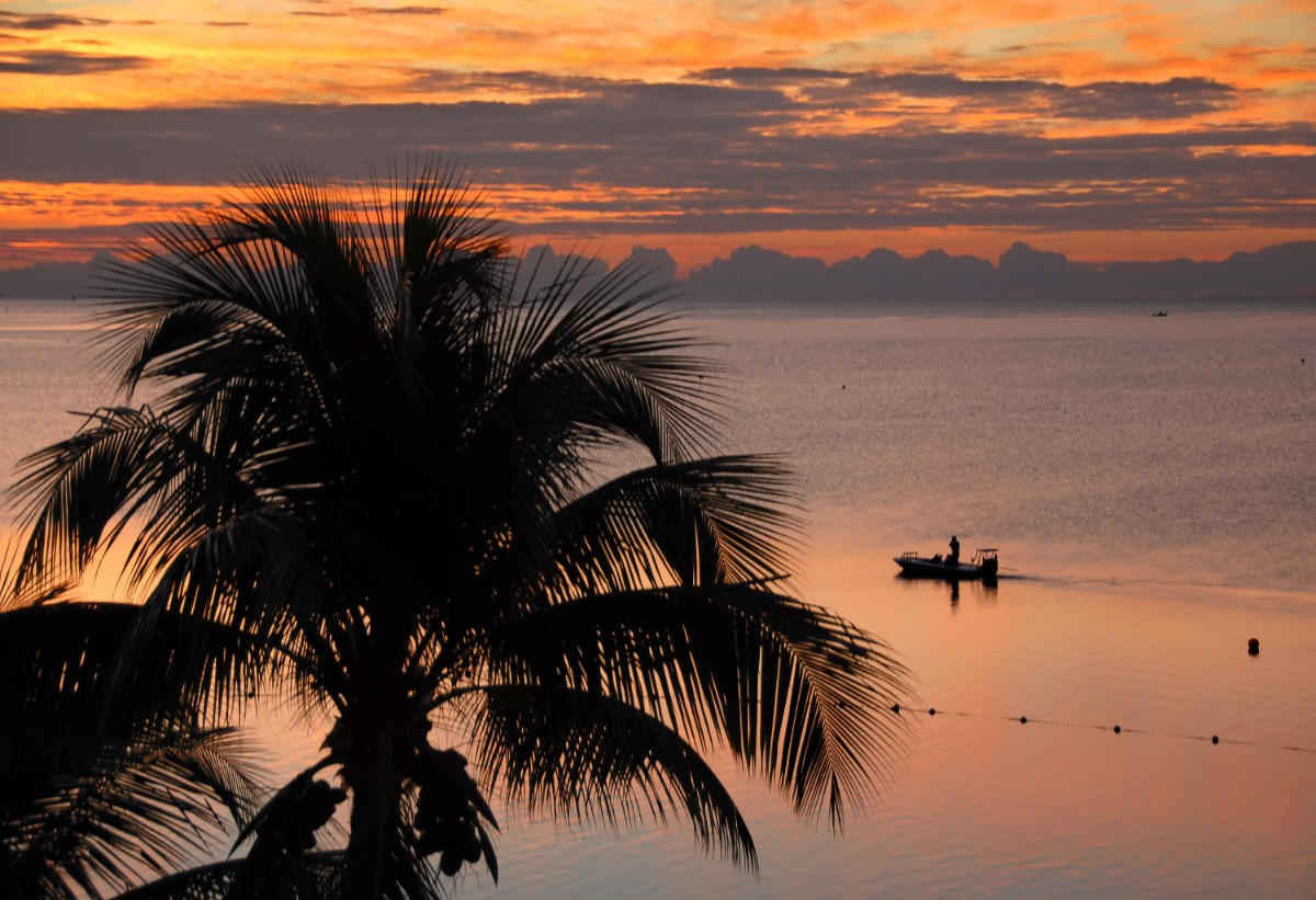 Islamorada Sunrise Credit Andy Newman