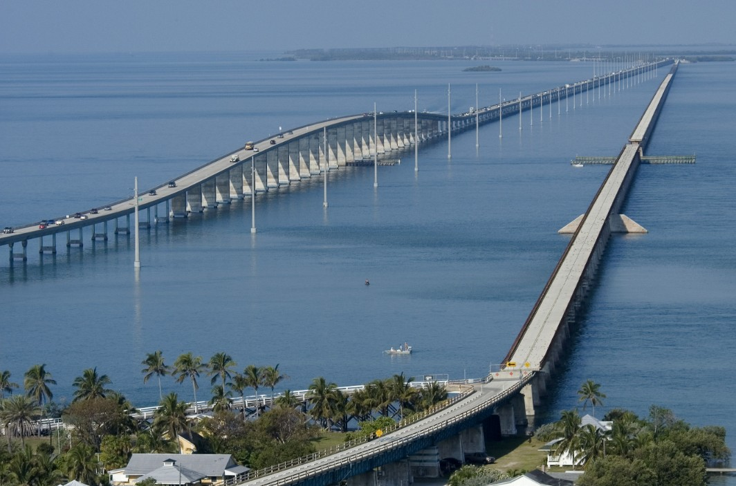 Overseas Highway 13 - Seven Mile Bridge 2 Credit Andy Newman
