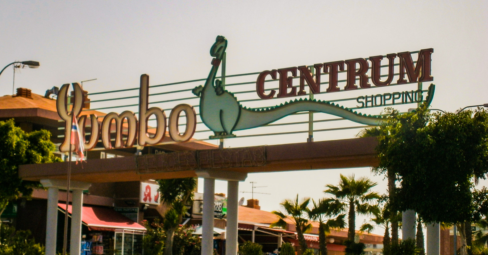 9.Yumbo Centre Sign