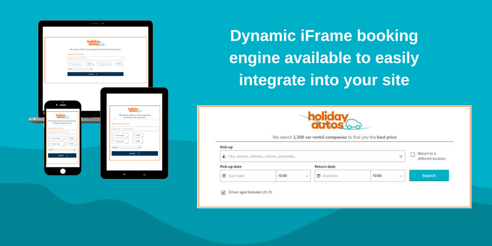 Dynatic iframe available to e