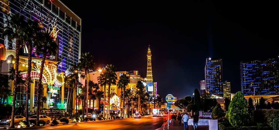 Las Vegas (Nevada, USA), The Strip