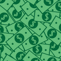 Banner-pattern-with-dollar-bills