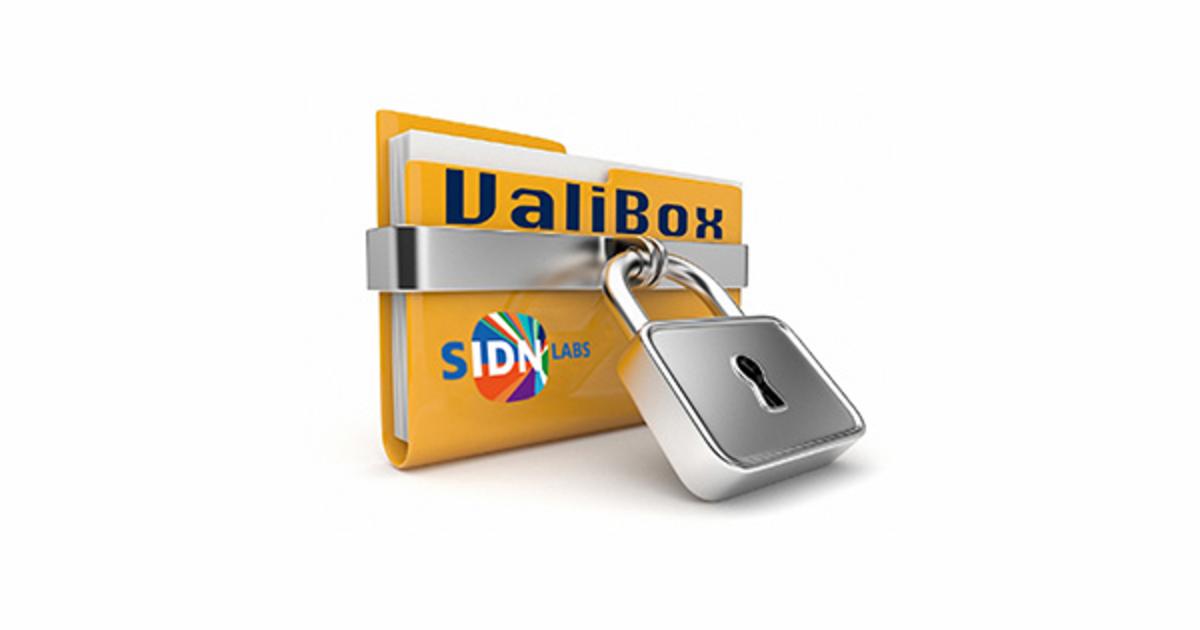 ValiBox: DNSSEC validation at home | SIDN Labs