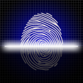 Thumb-fingerprint