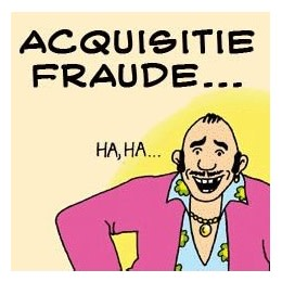 Acquisitie fraude