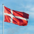 Thumb-Danish-flag-waggling-in-the-wind