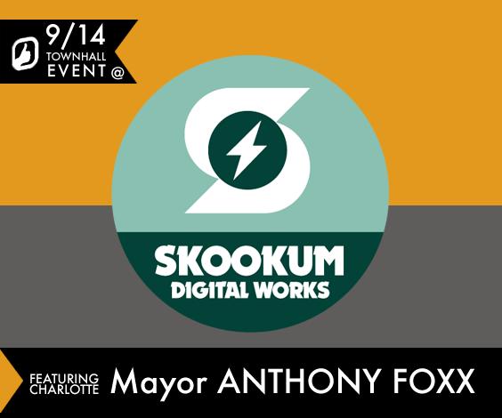 Skookum Hosts Mayor Anthony Foxx