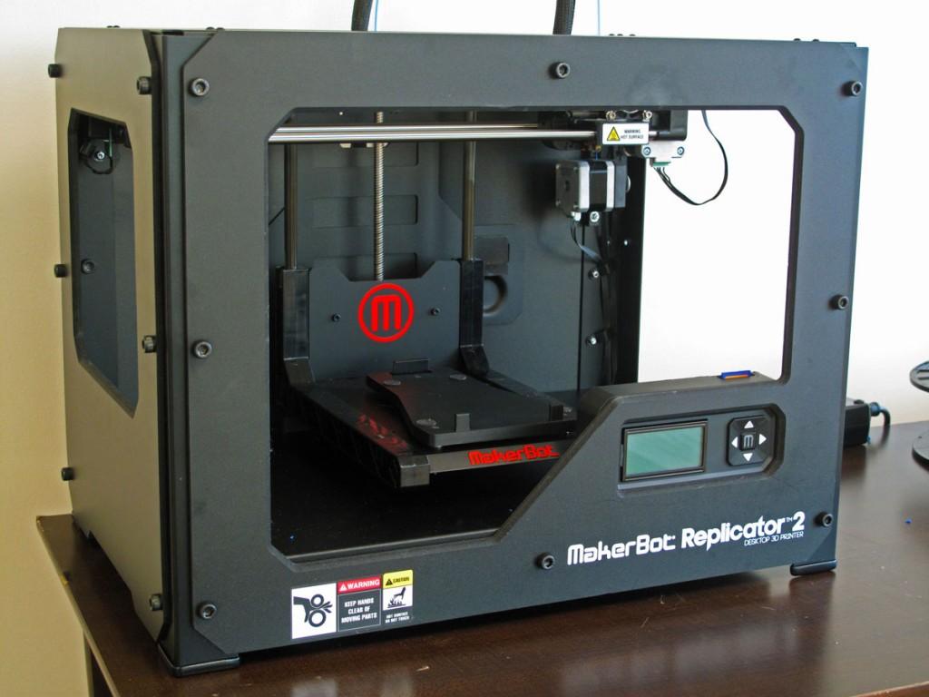 Skookum's MakerBot