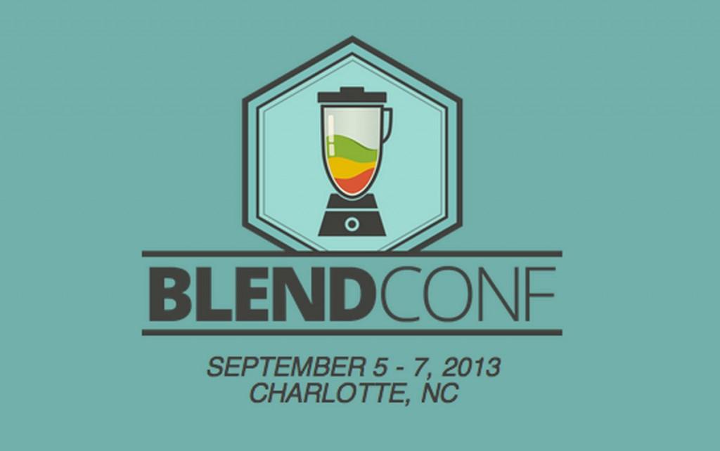 Blend Conf 2013 Logo
