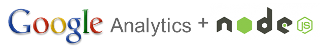 Google Analytics plus Node.js