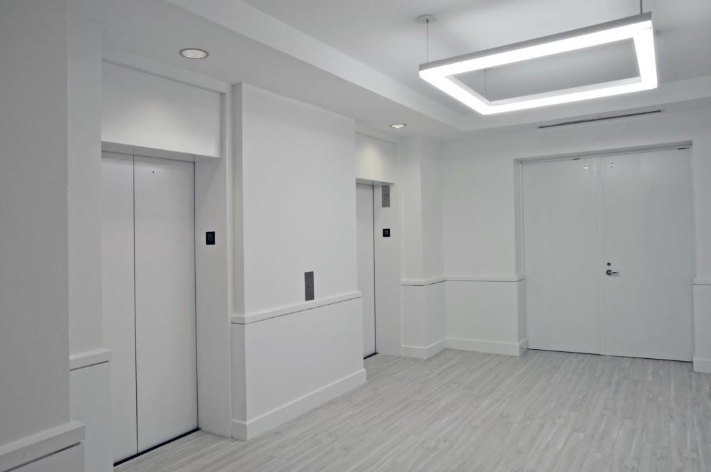 Skookum HQ Elevator Lobby