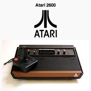 Atari 2600 and Logo
