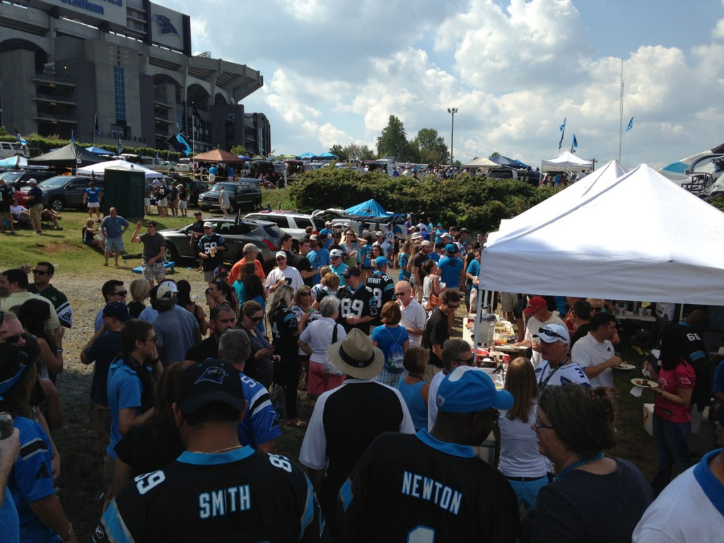 Joe Ryan and The Roaring Riot Tailgate
