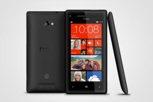 Windows Phone 8x by HTC in Graphite Black