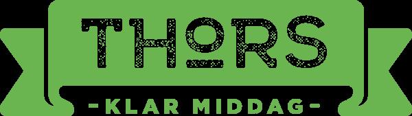 Logoen til Thors matkasse