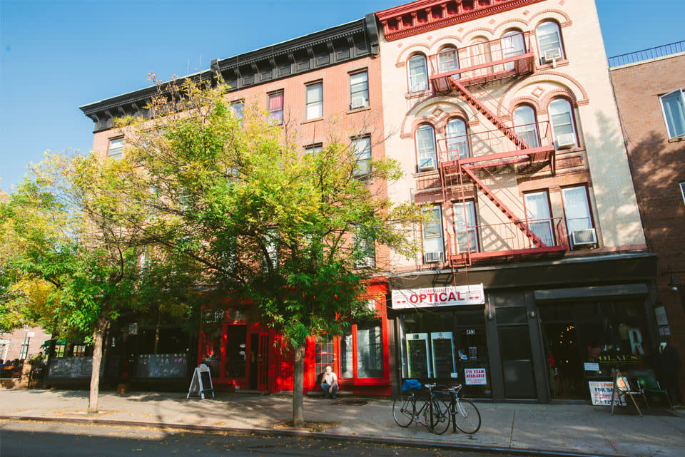 And Critically Acclaimed Restaurants And Cocktail Bars Including The Grocery And Brooklyn Social That Are Commonly Referred To As Brooklyns Restaurant
