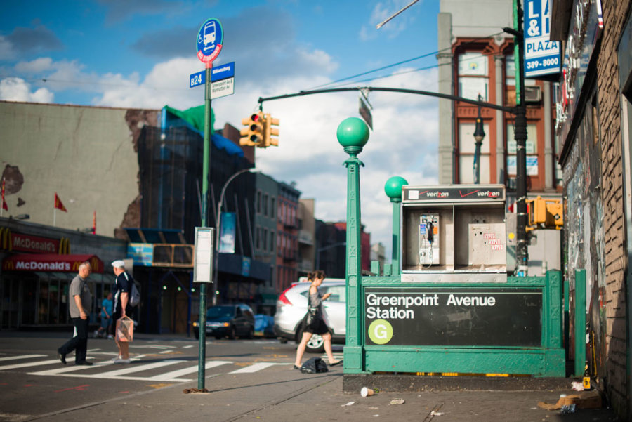 how to get to long island from greenpoint brooklyn