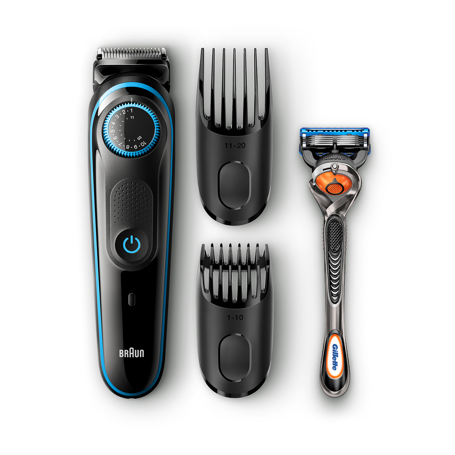 Braun BeardTrimmer BT5040 - What´s in the box
