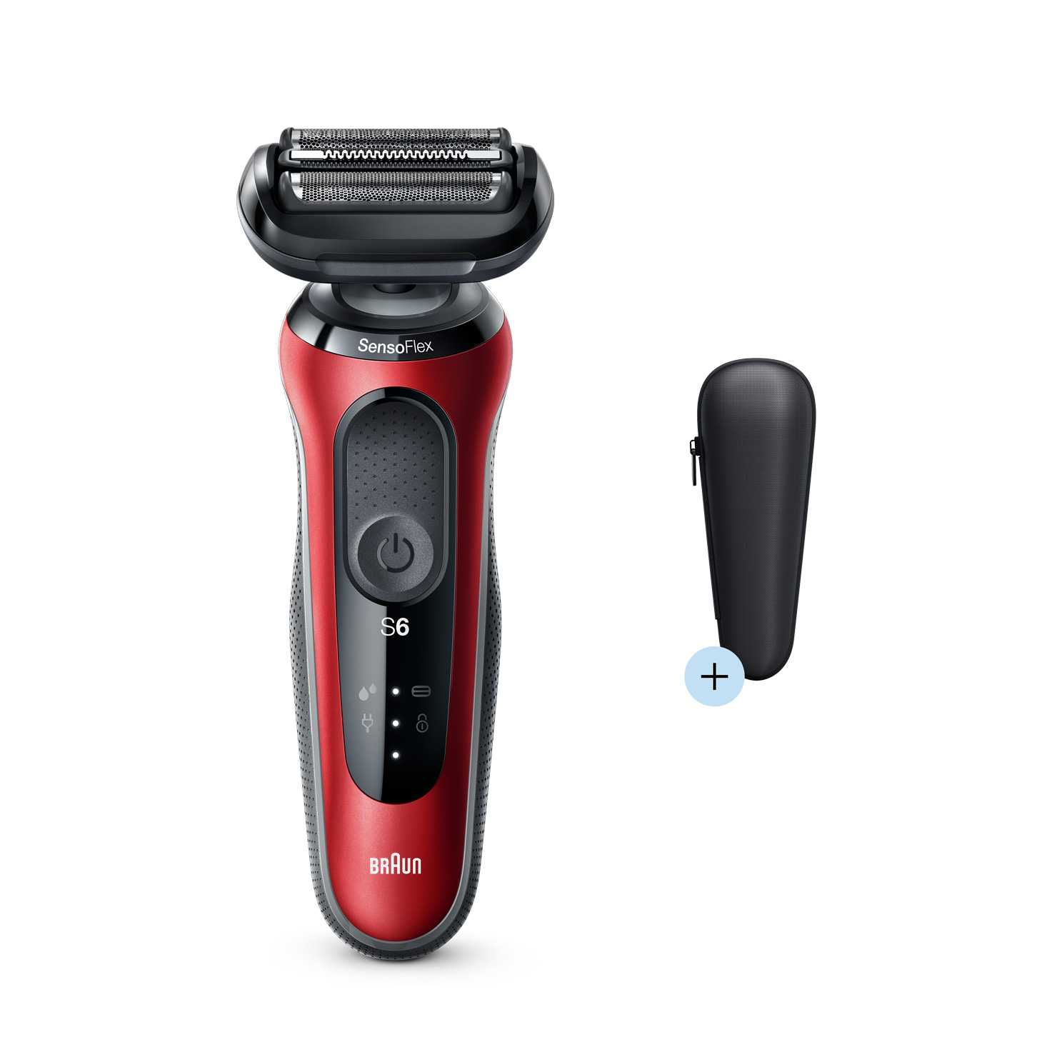 Braun Series 6 60-R1000s Electric Shaver