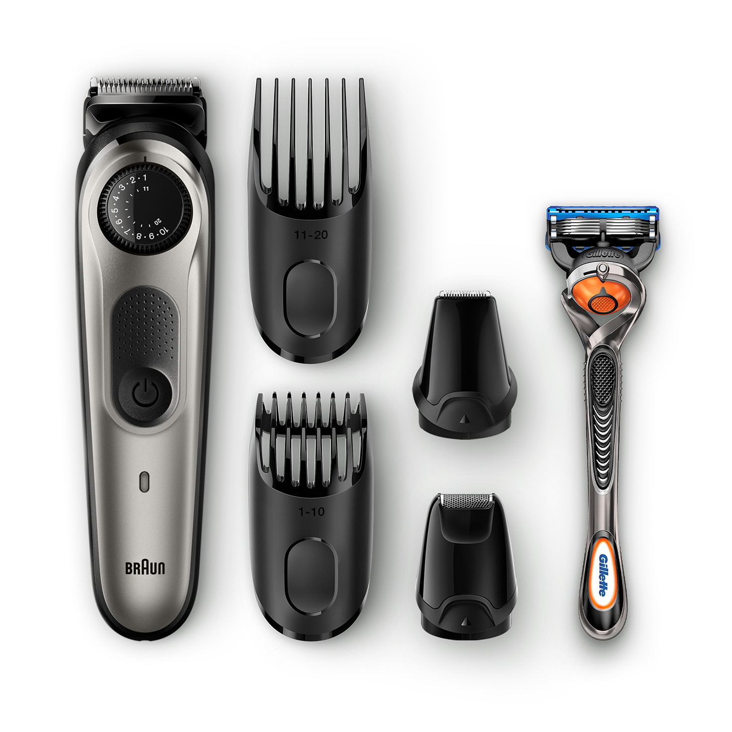 Braun BeardTrimmer BT7020 - What´s in the box