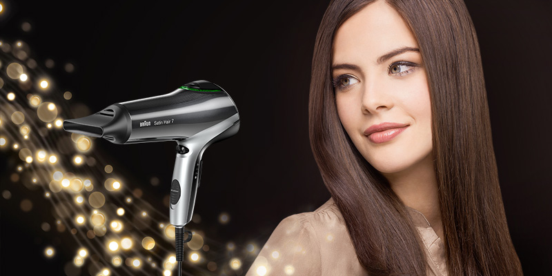 Фен для волос Braun Satin Hair 7 IONTEC