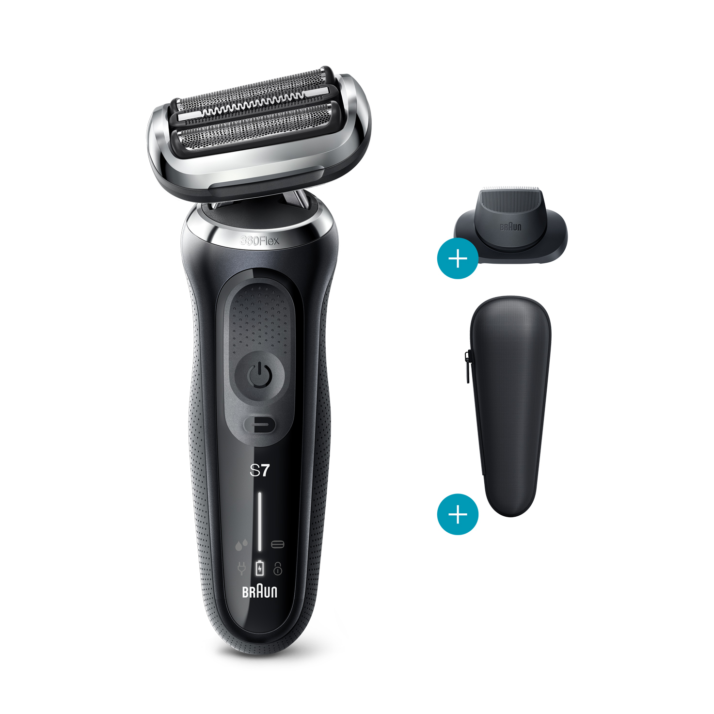 Braun Series 7 70-N1200s Electric Shaver