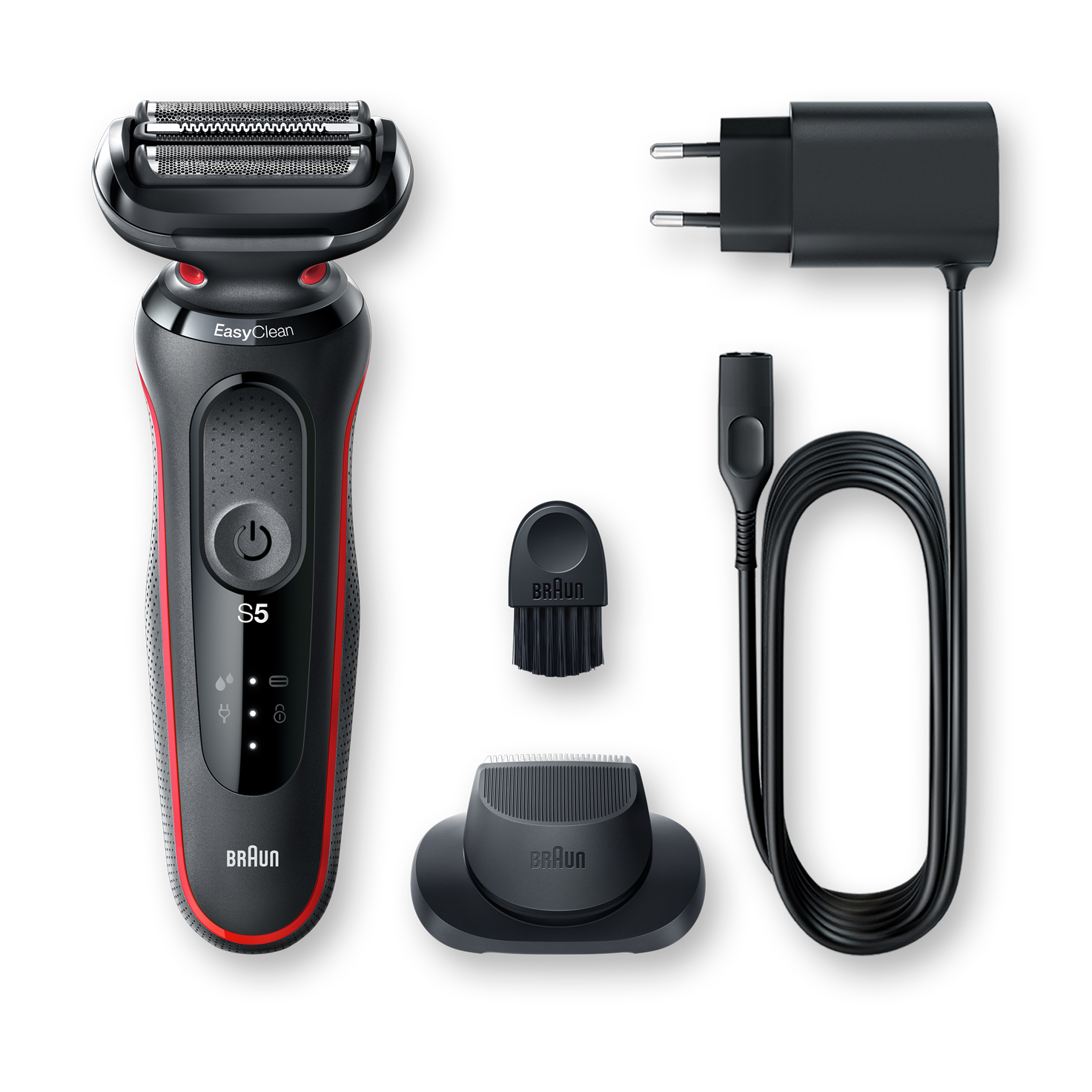 Braun Series 5 50-R1200s Electric Shaver WITB