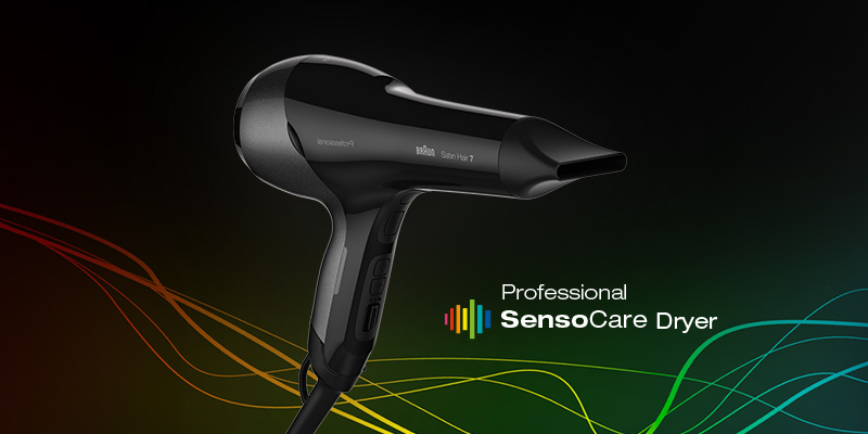 Braun added value Haircare Sensorange